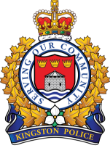 Kingston Police Crest logo