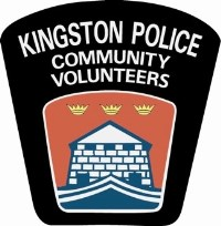 Kingston Police Community Volunteers crest
